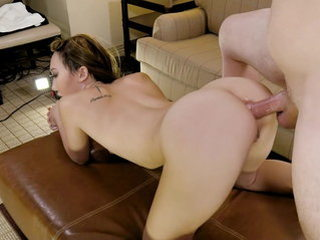 First-ever time anal