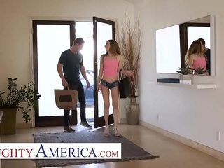 Naughty America - Karla Kush Romps her Neighbor