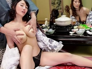 Chinese wife swop more super-steamy springs (Uncensored)