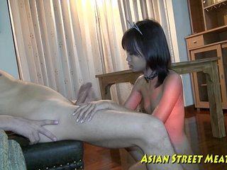 Small Tittie Thai Woman Sodomized Up Botty